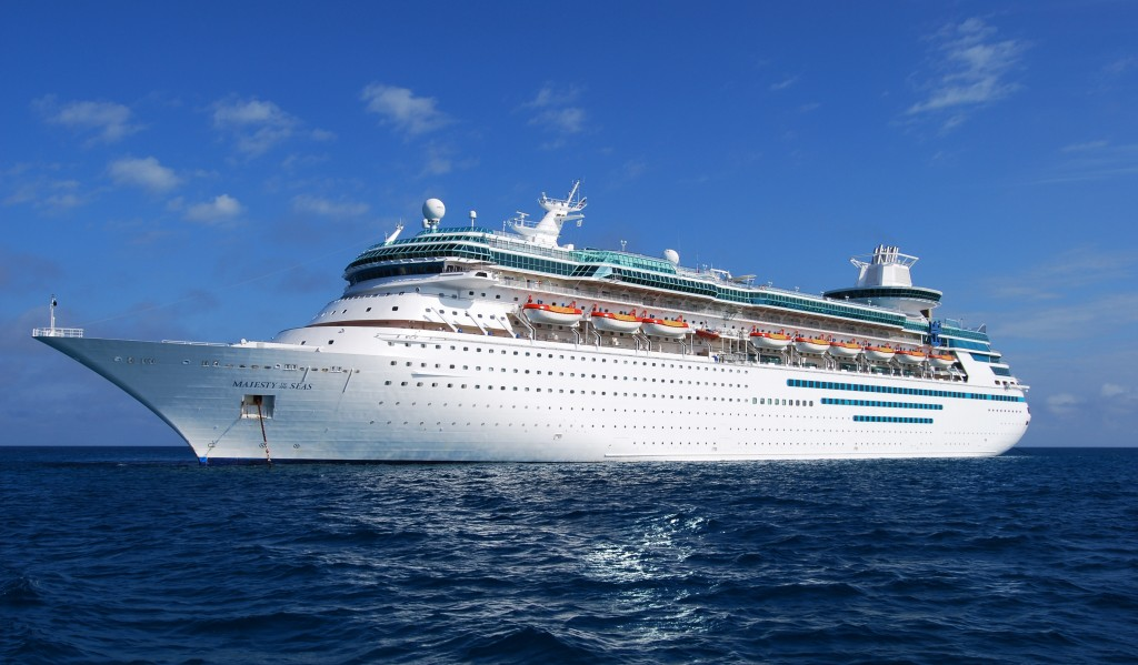 Worlds Largest Cruise Ship Now Stopping In Puerto Rico Puerto - Where is a cruise ship now