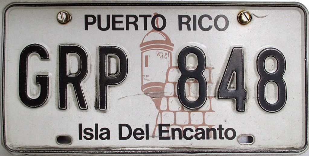 license-plate-puerto-rico