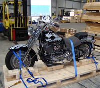 Puerto Rico Motorcycle Shipping